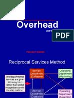 Overhead Dp