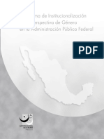 Diagnostico Sobre Los Refugios en Mexico Fundar