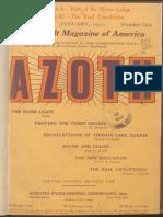 Azoth Jan 1920