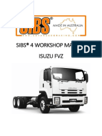 Sibs 4 Workshop Manual - Isuzu Fvz (Rev 1)