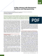 The Cell Cycle and Myc Intersect with Mechanisms that Regulate Pluripotency and Reprogramming