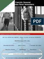 Medidas de Coercion -Conferencia