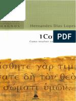 I Coríntios - Como Resolver conflitos na Igreja - Hernades D. Lopes.pdf