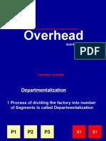 Overhead PD
