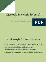 Qué es la Psicología Forense.pptx