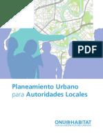 Planeamiento Urbano Para Autoridades Locales