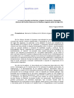 Historia Politica Mendoza