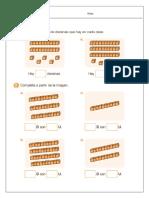 Guía de Matemática Primero Básico UNIDAD Y DECENA