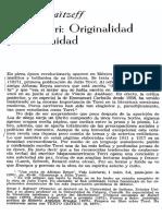 Zaitzeff. Torri, originalidad y modernidad..pdf