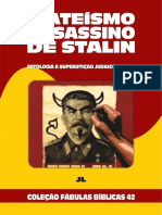 o Ateísmo Assassino de Stalin