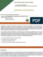 Ordenamiento Territorial Cusco
