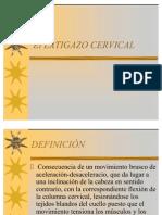 Pps Latigazo Cervical