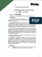 Directiva Kit Evaluación