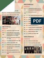 Programa Malabares2018