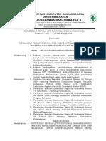 5.1.6.1 Sk Kewajiban Pj Ukm Dan Pelaksana Memfasilitasi Psm