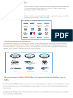 Proyecto Cloud
