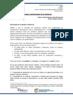 1.1.1. Resiliencia Epistemología