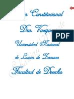 Teoria Constitucional 2015