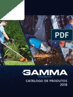 Catalogo Gamma 2018