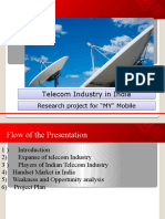 Fourth - Indian Telecom Industry