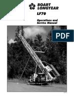 Manual LF 70 Boart Longyear