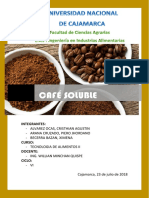 Cafe Soluble