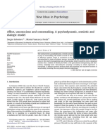 Affect, Unconscious and Sensemaking. a Psychodynamic, Semiotic and Dialogic Model-ARTICULO-2011