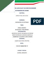 informe estructura 2