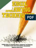 Pencil Drawing Techniques_text