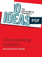100 Ideas for Teachers - Outstanding Lessons.pdf