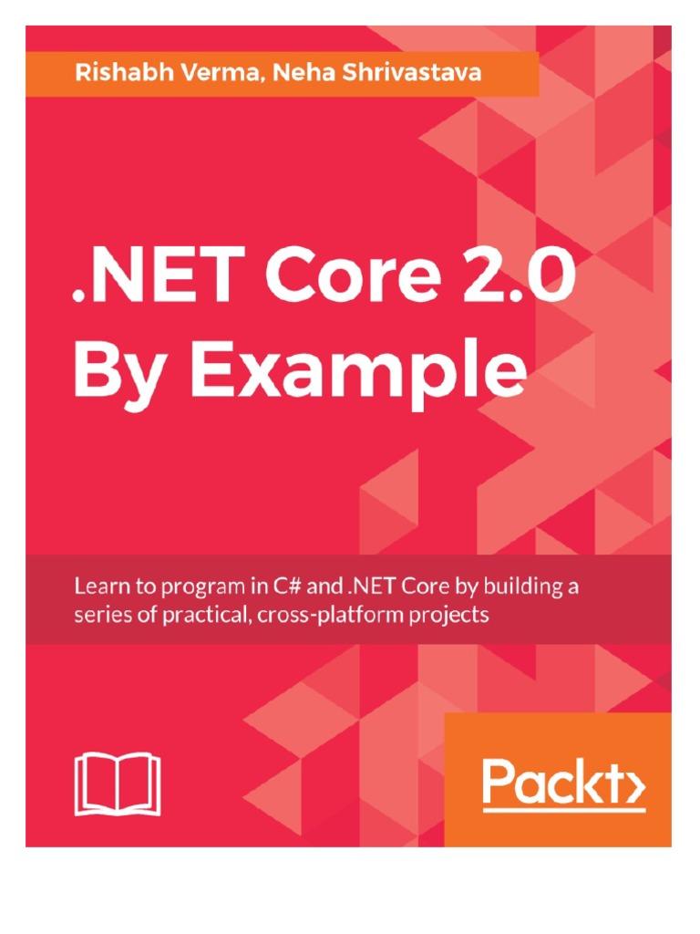 NET Core 2 0 by Example | Microsoft Visual Studio | Hyper V