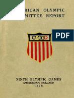 Douglas MacArthur - Presidente Do Comite Olimpico Americano 1928