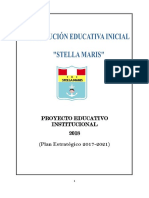 Proyecto Educativo-Stela Mary