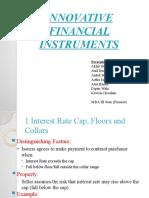 Innovative Financial Instruments