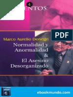Normalidad y Anormalidad Marco Aurelio Denegri