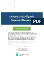 PDF Antipsychotic-Induced Dyst