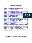 Transactional Analysis (Business Games)