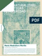 Multinaturalismo y estéticas de alteridad // Mario Madroñero Morillo