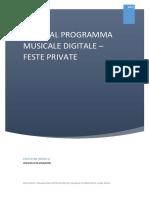 Guida Compilazione PMO Eventi Privati