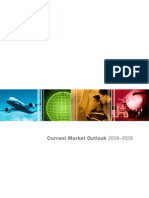 Boeing Current Market Outlook 2009 to 2028