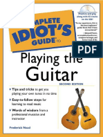 Complete Idiot's Guide to Playing the Guitar.pdf