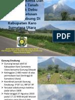 Dampak Debu Vulkanis Gunung Sinabung (A.Rauf_USU).pptx