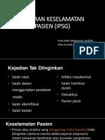 PPT PPDS (Sasaran Keselamatan ) 18 Des 2017