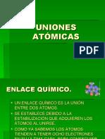 Enlace Atomico
