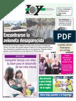 Hallaron La Avioneta Perdida en El Delta Del Paraná