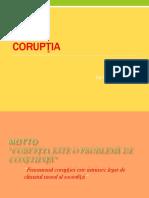 Corupția -1