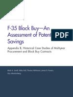 F-35 Block Buy—An Assessment of Potential Savings - Appendix B