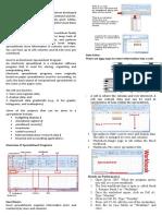 Microsoft Excel Intro