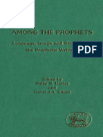 [Philip R. Davies, David J. a. Clines] Among the Prophets