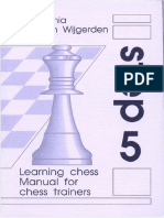 Rob Brunia_ Cor Van Wijgerden - Learning Chess. Manual Step 5 (2005)